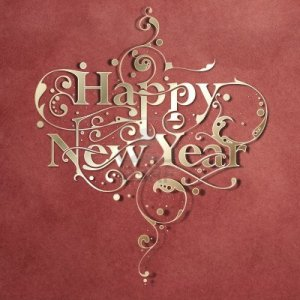 16104313-beautiful-hand-made-ornamental-typography-happy-new-year-on-paper-background